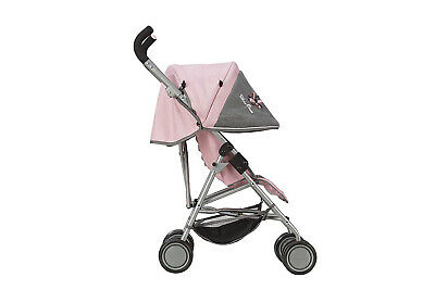 Silver Cross Pop Max Dolls Pushchair. For Ages 4-9 years. Handle Adjusts