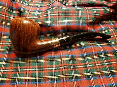 "Stanwell ""The Captain"" Briar Estate Pipe Clean Good Shape!"