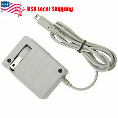 Travel AC Charger Adapter Home Wall Power Supply Cable for Nintendo 3DS DSi NDSI