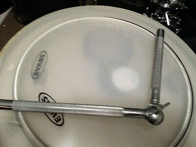 Vintage Sonor 1960S Tear Drop Era Bass Drum Single Tom Holder / Arm Germany