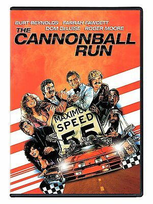 Cannonball Run (DVD, 2009) NEW