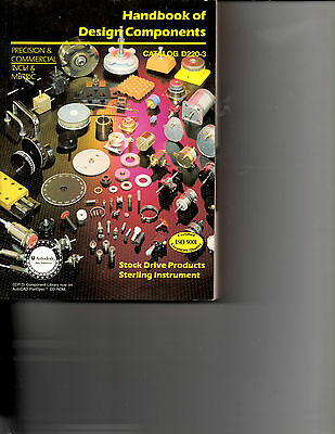 1995 Handbook Of Design Components-D220-3-Precision & Commercial Inch & Metric
