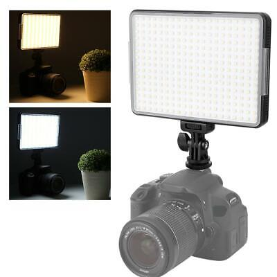 VBESTLIFE W300/W228/PAD160/W49S/W49 Mini Dimmable LED On Camera Video Fill Light