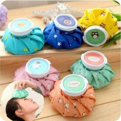 Healthcare Heat Pack Injury Muscle Reusable Ice Bag Cap Relief Pain Cold Therapy