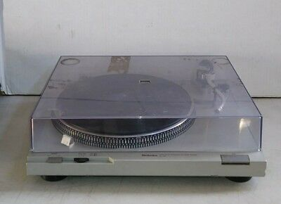Technics SL D2 Direct Drive Automatic Turntable System for parts or repair