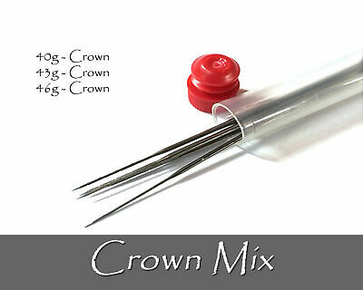 Crown Mix felting needles