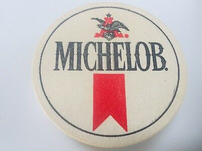 New, Old Stock Vintage Antique Michelob Anheuser-Busch Coasters! LOT of 29! NOS