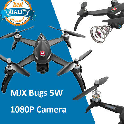 MJX Bugs 5W WiFi FPV 1080P Camera Multirotor Quadcopter Multicopter RC Toys IT