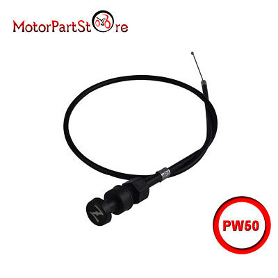 Choke Cable Fits YAMAHA PW50 All years Motorcycle Parts