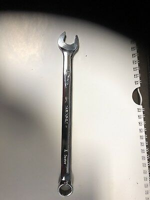 snap on tools usa 12mm flank drive plus spanner