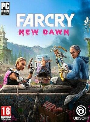 Far Cry New Dawn PC Uplay Code-Europa