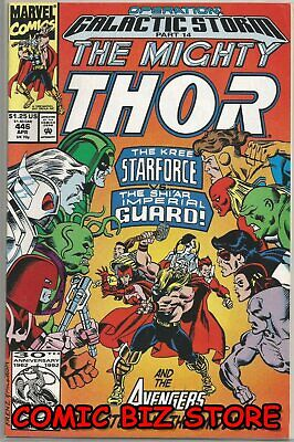 Mighty Thor #446 (1992) 1St Printing Bagged & Boarded Marvel Comics