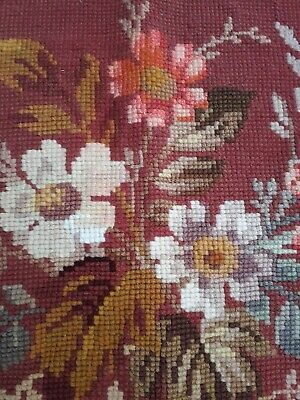 Vintage Tapestry Piece. Cushion Front