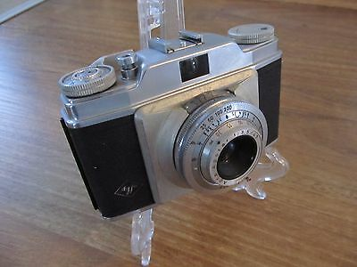 1953 VINTAGE Agfa Silette 35 mm CAMERA - Type 1