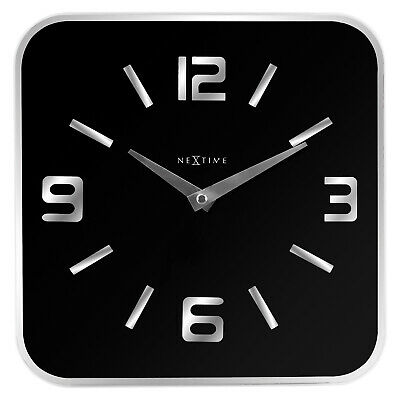 NEW Shoko Square Wall Clock - NeXtime,Clocks