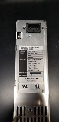 Tested!! Agilent 1100 / 1200 / 1260 Power Supply  p/n: 0950-2528