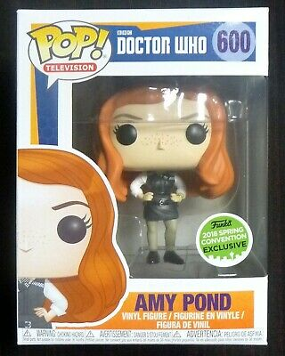 Doctor Who - Pop! - Amy Pond ECCC 2018 exclusive - Funko