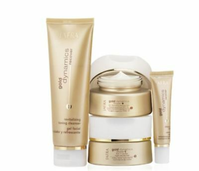 Jafra Gold Dynamics RECOVER SKIN CARE, 50 yrs +