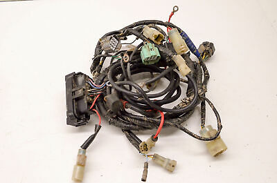 01 honda rancher 350 4x4 wire harness electrical wiring trx350fm