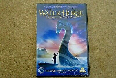 The Water Horse Legend Of The Deep   Brand New Sealed Genuine  Uk Dvd
