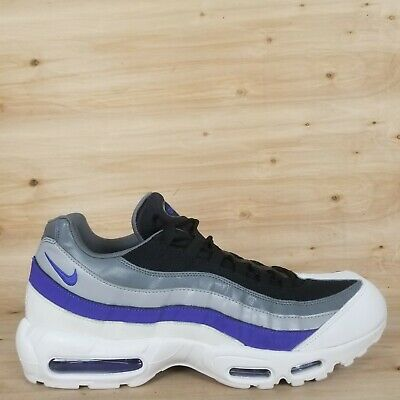 new arrival eb02e 23d07 Nike Air Max 95 Essential White-Persian Violet-Cool Grey  749766-110
