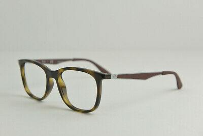 59005d738d4 Ray-Ban RB 7078 2012 51-18 145 eyeglasses frame Tortoise Brown glasses NO