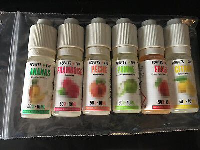6 jus fruuits by Fuu