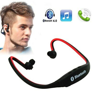 Stéréo Bluetooth 4.1 Casque Écouteur Sans fil Sport Headset Earphone Wireless