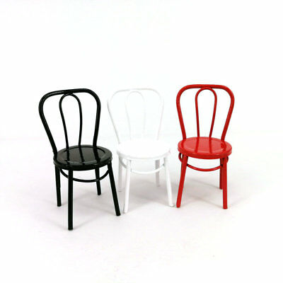 Bar Garden Bedroom Table Chairs Seat Furniture Doll House Miniature 1 / 12 Cute