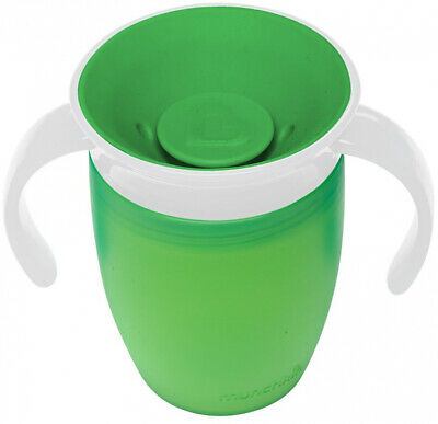 Munchkin Miracle 360 Degree Trainer Cup, 207 ml Capacity (colours may vary -