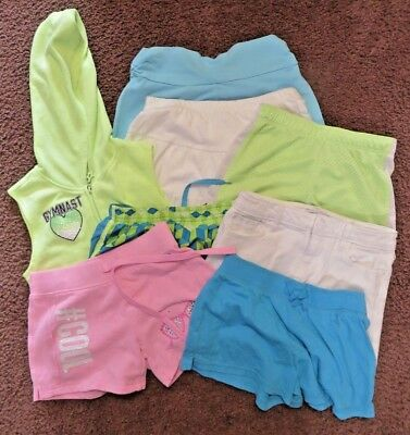 GIRLS  CLOTHING LOT -8 pieces.  (Size -7)