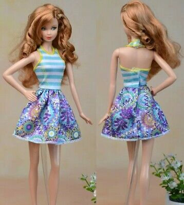 New Barbie doll clothes fashion outfit dress good quality pretty AU seller