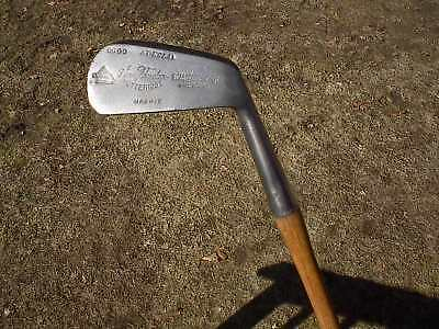 Winchester  Mashie  Hickory Wood Shafted Antique Golf Club