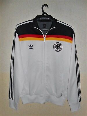 1650f611ca0374 ADIDAS ORIGINALS DFB Germany 1990 Home Jersey 2018 FIFA World Cup ...