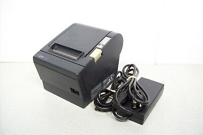 Micros Epson TM-T88II M129B Thermal Kitchen Serial Printer For Win XP Tested