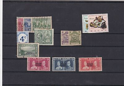 commonwealth stamps ref 16671
