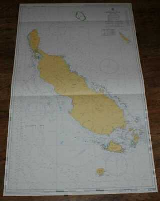 Nautical Chart No. AUS 399 South Pacific Ocean - Bougainville Island