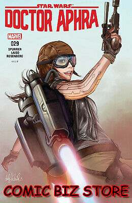 Star Wars Doctor Aphra #29 (2019) 1St Printing Witter Main Cover Marvel Comics