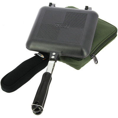 NGT touster toastie Maker Grille-Pain M Argent