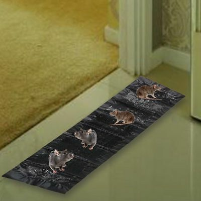 UK Large Mice Mouse Rodent Glue Trap Board Super Sticky Rat Snake Bugs Safe