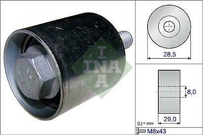 Vauxhall/Opel/Saab 2.0D INA 532066110 Guide Pulley