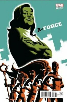A-force #3 Cho Variant