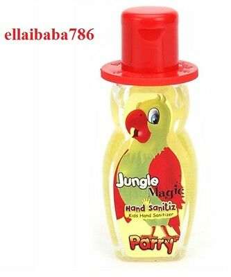 Jungle Magic Kids Hand Sanitizer Parry 50ml pack of 2 With Free Shipping