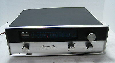 Allied Model 428 AM-FM Stereo Tuner==Uncommon!