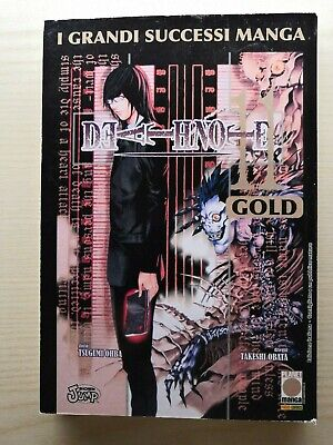 Death Note #11 - serie Gold - Planet Manga