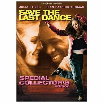 SAVE THE LAST DANCE/Julia Stiles/NEW DVD/BUY ANY 4 ITEMS SHIP FREE
