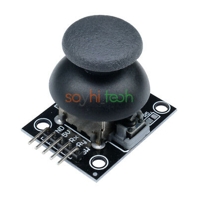 5Pin JoyStick Breakout Module Shield PS2 Joystick Game Controller For Arduino