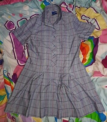 High School Girls Uniform Dress - size 18