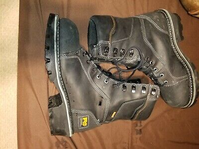 99accb2701f TIMBERLAND PRO MENS Rip Saw Comp Toe Logger Work Boot- Size 8.5 Black