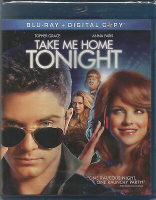 Take Me Home Tonight Blu-ray NEW!